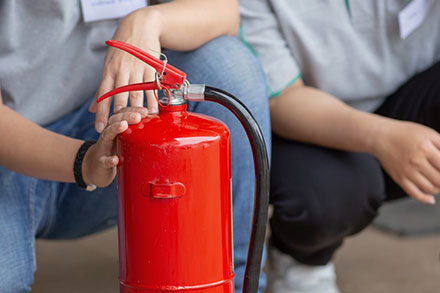 Extinguisher Installation & Maintenance